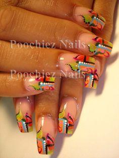 Poochiez Nails - CoolNailsArt
