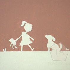 🤍Toys Again 🤍 Uniek handgeschilderd schilderij op een houten paneel. Bij onze schilderijen kun je geheel gratis zelf bepalen welke voor- en achtergrondkleur je wilt. Maak een keuze uit ons kleurenpalet zodat de schilderijen mooi bij jouw interieur passen.🤎🤎 Alles wordt gratis geleverd! Moose Art, Animals, Home Decor, Everything, Animales, Decoration Home, Animaux, Room Decor, Animal