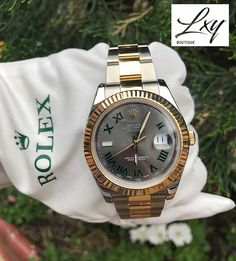 6bbe76d7ddf Rolex Datejust 41mm 116333 18k yellow gold and stainless steel with Rolex  card available for purchase