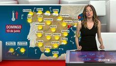 EN VÍDEO: La previsión meteorológica con Rosemary Alker  ... - http://www.vistoenlosperiodicos.com/en-video-la-prevision-meteorologica-con-rosemary-alker/