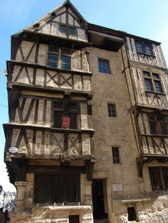 Bayeux Medieval building