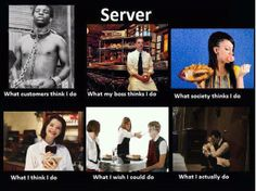 Server life! This could be retail too, lol.