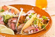 Samuel Adams Boston Lager Grilled Skirt Steak Tacos - great for Cinco de Mayo! #SamuelAdams #BostonLager #CookingWithBeer