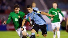 ICYMI: Uruguay gana a Bolivia por 4-2 y se clasifica para el Mundial de Rusia 2018