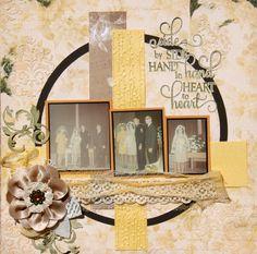 Wedding 50 years - Scrapbook.com