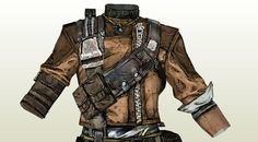 borderlands 2 axton jacket - Google Search