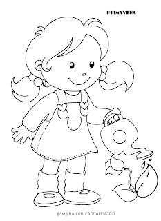 La maestra Linda: Primavera da colorare Colouring Pages, Adult Coloring Pages, Coloring Sheets, Coloring Books, Drawing For Kids, Art For Kids, Creative Web Design, Butterfly Crafts, School Art Projects
