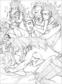 Gajeel x Levy / FAIRY TAIL