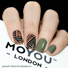 MoYou London Holy Shapes 01