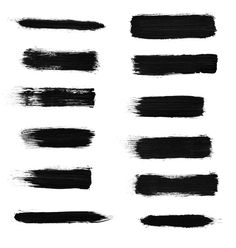 Spoon Graphics always offers great freebies; swing by and pick up these great dry brush stroke brushes.