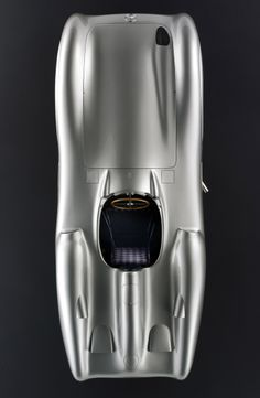 1954 Mercedes Benz W 196 R Streamliner