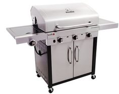 Buy This Char-Broil Performance TRU Infrared 500 3-Burner Cabinet Gas Grill with deep discounted price online today.