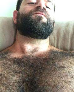 Luxuriant beard