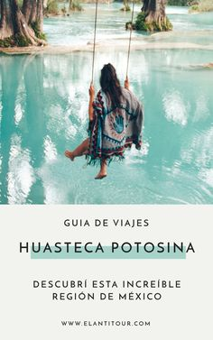 Travel guide: route through the Huasteca Potosina - Travel guide: Route through the Huasteca Potosina, Mexico – Itinerary, lodging, transportation, p - Places To Travel, Travel Destinations, Places To Visit, Travel Tips, Travel Guides, Mexico Vacation, Mexico Travel, Travel Around The World, Around The Worlds
