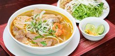 Hue beef noodle – the typical culinary art of Hue! | Vietnam Information - Discover the beauty of Vietnam through Culture, Cuisine, People and Travel