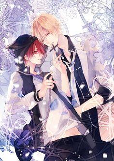 Mary and Ichiro Sakura Mochi, Otaku, Vampire Boy, Cartoon Boy, Hot Anime Boy, Anime Boys, Shounen Ai, Anime Fantasy, Boy Art