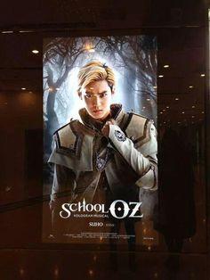 Suho in School of Oz