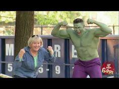 """Broma de hulk """"Hayquediversion.com"""""""