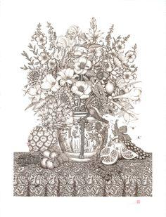 patrick christie ink. - portfolio by Patrick Christie, via Behance