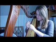 A Thousand Years - Christina Perri (Harp Cover) - YouTube
