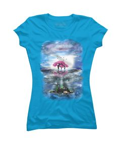Flowering trees and treasures Women's T-Shirt