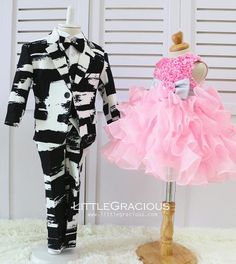 ce46d13ab Boys Suit   5 pieces   Gray Toddler suit   suit vest pants  tie bow   cummerbund Boys Formal Suit  ma
