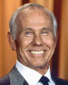 Johnny Carson born John William Carson..born Oct. 23, 1925..actor, comedian & writer best known for his iconic status as the host of the Tonight Show..died Jan. 23, 2005.