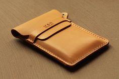 020 Iphone 4S Handmade Leather Case