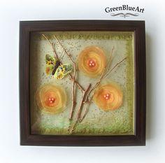 Tablou decorativ flori