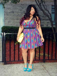 penetralia: (via Plus Size Fashion & Beauty:...
