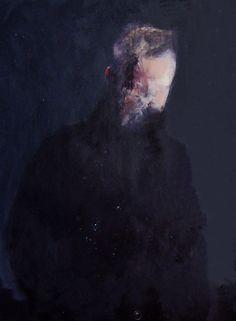 "Saatchi Online Artist: Jesùs Leguizamo; Oil, 2011, Painting ""The Prophet"""