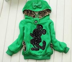 >> Click to Buy << Free shipping     Minnie sweaters  children's clothing  girls two wear sweater jacket #Affiliate