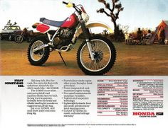 XR600 R 1987