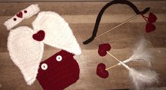 A personal favorite from my Etsy shop https://www.etsy.com/listing/569110024/be-mine-valentine-cupid-baby-photo-prop