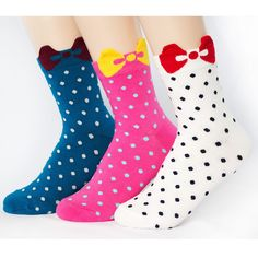 6PAIRS=1PACK COLORFUL RIBBON SOCKS Made in KOREA women woman girl big kids funny #MADEINKOREA #allStyle