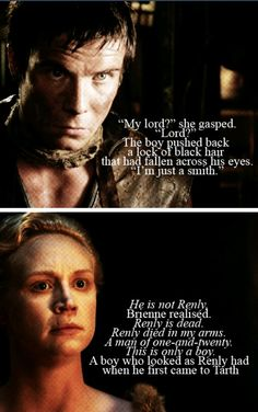 """""""He is not Renly."""""""