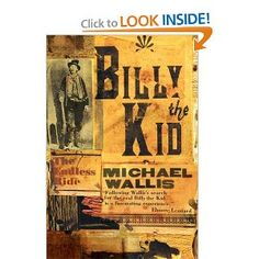 Really good book!!  I love Billy the Kid stuff though