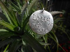 Dream By the Sea...awwww  Peace and quiet. Fine Silver all handmade...
