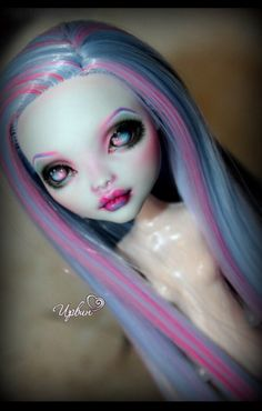Monster high masterful repaint!