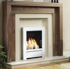 modern fireplaces with mantels | Contemporary fireplace mantels photos images pictures selections ...