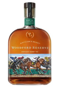 Woodford Reserve has released its 2019 Kentucky Derby bottle. The release coincides with the anniversary exhibit of its Kentucky Derby bottles at the. Bourbon Kentucky, Kentucky Derby, Scotch Whiskey, Irish Whiskey, Best Bourbon Whiskey, Woodford Reserve Bourbon, Best Bourbons, Bourbon Drinks, Home Brewing Beer