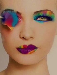 candy makeup   Tumblr
