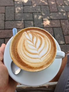 Go out and have a Delish fancy coffee…and bring one back for my husband