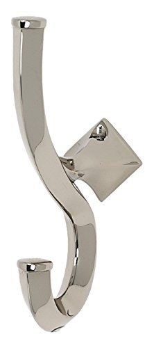 Alno A7199PN Spa 2 Modern Robe Hooks  Polished Nickel *** Check out this great product.