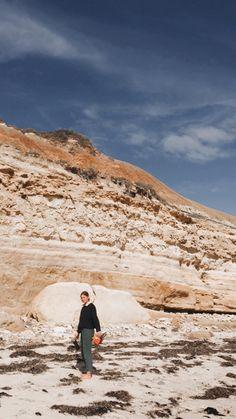 Floating through salty air 🐚 Walk On, Textured Hair, Monument Valley, Fields, Ocean, Couple Photos, Couples, Beach, Nature