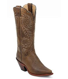 Justin Boots Women´s Damiana Western Boots | Dillard's Mobile