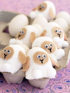8. Sheep-er Easter Eggs | Community Post: 10 Quirky Gift Ideas For Easter