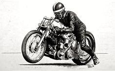 Hancox Art Motorcycles