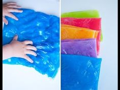 Goo Bags!!! fun to make and ply with!!!!! ;P
