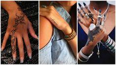 I tatuaggi alle mani più belli (Foto) | Donna